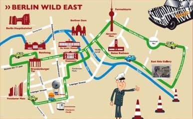 Berlin Wild East